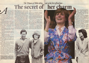 An artikel Pertaining To Princess Diana