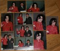 An Assortment Of Pictures Pertaining To Michael - michael-jackson photo