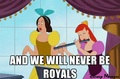 And We Will Never Be Royals