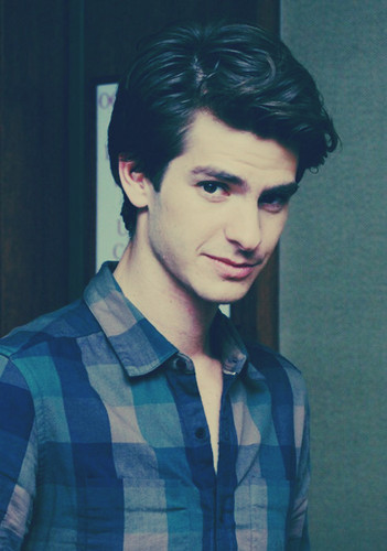 Andrew Garfield wolpeyper entitled Andrew Garfield!