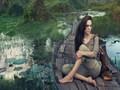 Angelina    - angelina-jolie wallpaper
