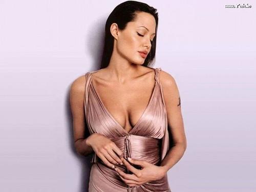 অ্যাঞ্জেলিনা জোলি দেওয়ালপত্র entitled Angelina