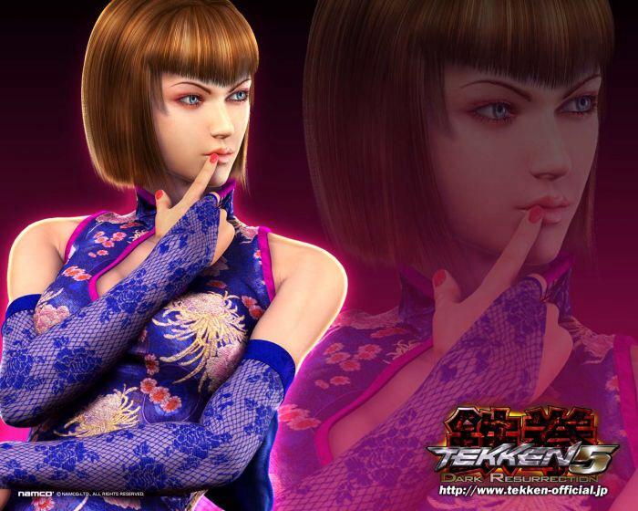 Anna Willams: Tekken series