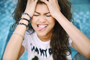Another picture of Zendaya shot par Jorden Keith