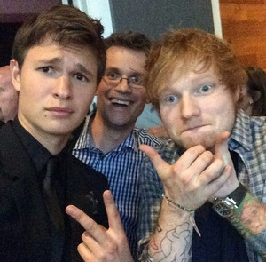 Ansel, John and Ed