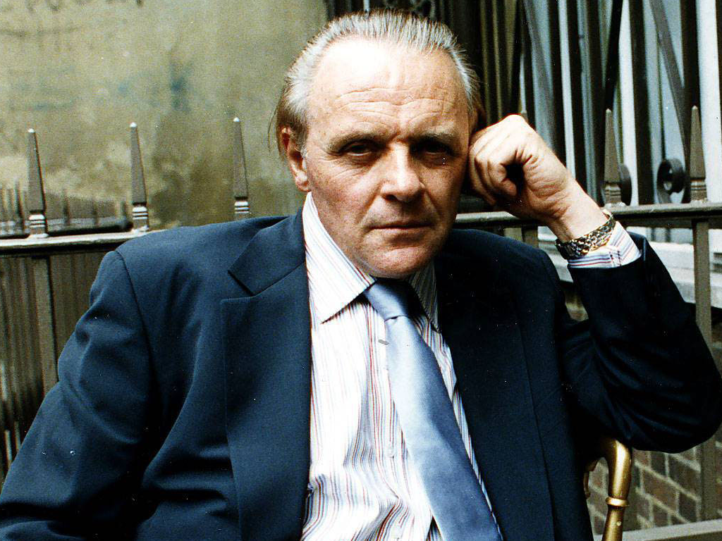 Anthony Hopkins - Sir Anthony Hopkins Wallpaper (37006386) - Fanpop