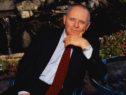 Sir Anthony Hopkins wallpaper containing a business suit and a suit titled Anthony Hopkins
