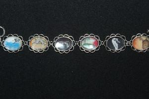 Arcade fuego album art bracelet