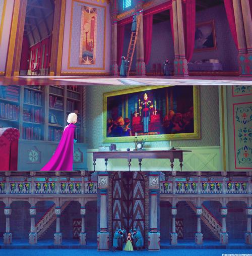 Arendelle's Castle