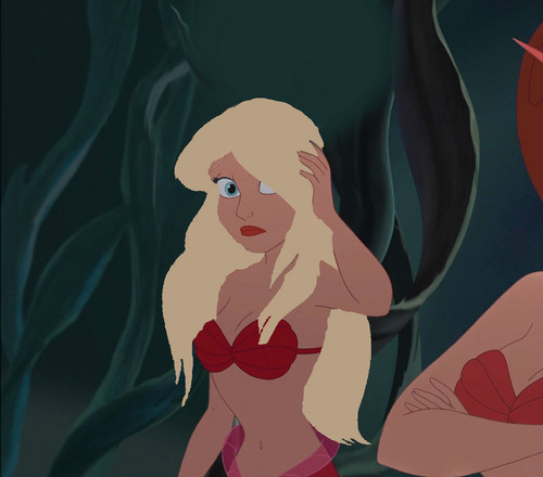 Disney Princess achtergrond called Arista Loose Hair
