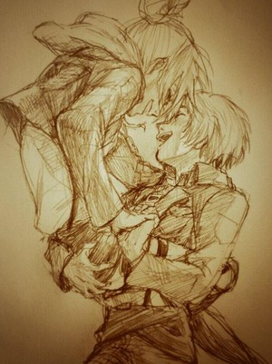 Armin and Annie