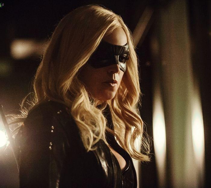 Arrow (Sara Lance/Canary)