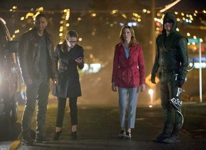 "Arrow, ""Streets of Fire"""