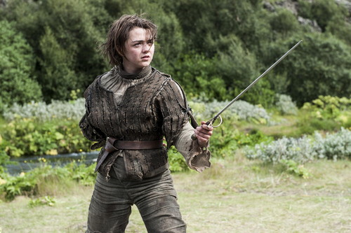 Arya Stark wallpaper entitled Arya Stark