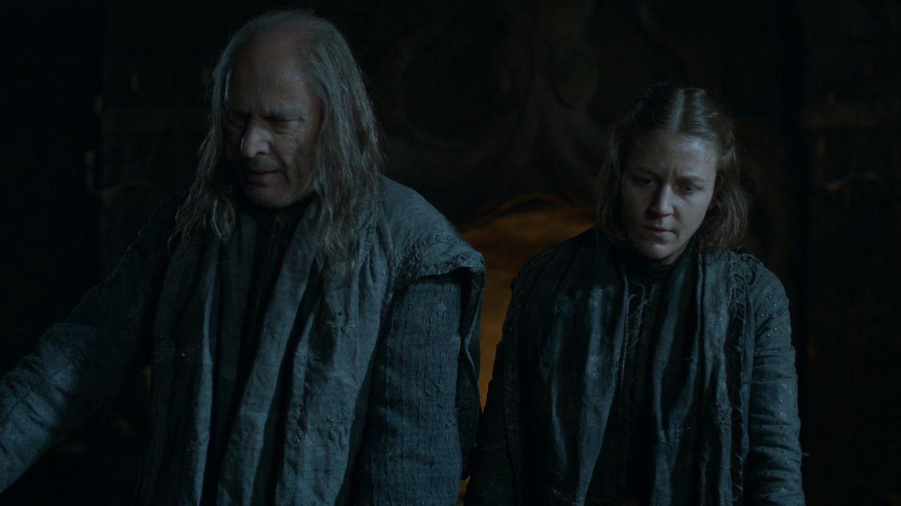 Asha/Yara Greyjoy Season 3