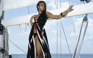Ashanti yacht and dreams