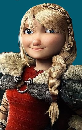 How To Train Your Dragon Hintergrund Containing A Pelz Mantel Entitled Astrid Hofferson