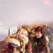 Astrid and Hiccup