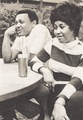 At inicial With Aretha Franklin And First Husband, Ted White