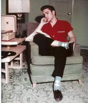 At Home With Elvis