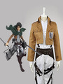 Attack On Titan Levi Ackerman the Recon Corps costume