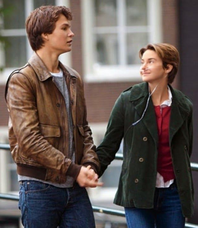 Gallery images and information: The Fault In Our Stars Gus And Hazel