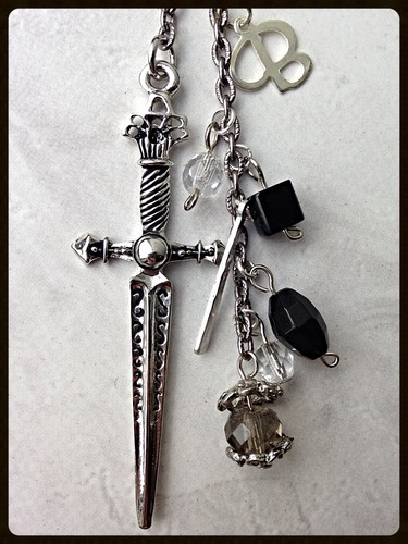 The Black Dagger Brotherhood wallpaper called BDB Necklace - Butch