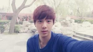 BTS Jin tweet