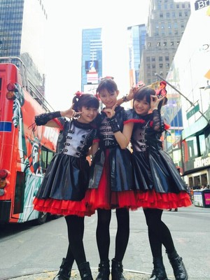 Babymetal in New York