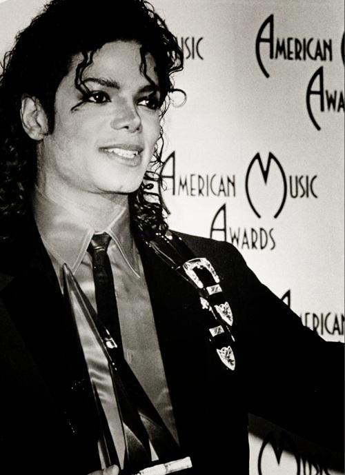 Backstage At The 1989 American muziek Awards