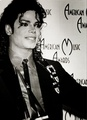 Backstage At The 1989 American Music Awards - michael-jackson photo