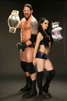 Bad News Barrett and Paige