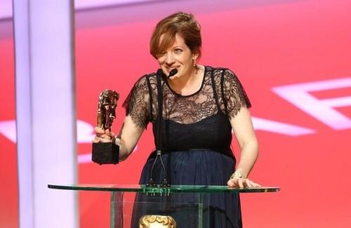 katherine parkinson fondo de pantalla called Bafta Winner for Best Comedy Actress