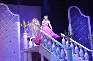 Barbie Live ipakita