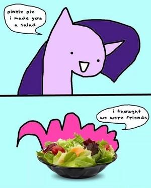 Basically Drawn Ponies