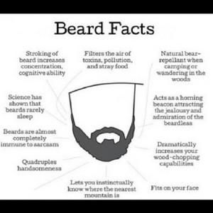 Beard guys <3