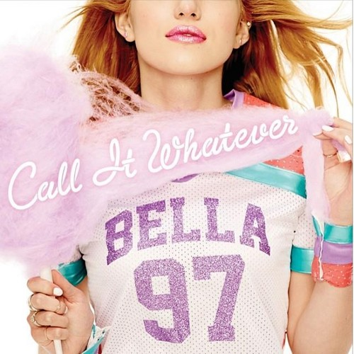 벨라 손 바탕화면 with a portrait entitled Bella Thorne Call it whatever