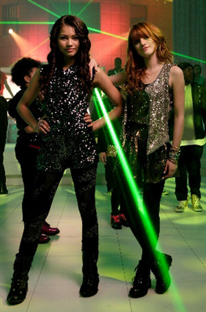 Bella Thorne and Zendaya - Something To Dance For/TTYLXOX