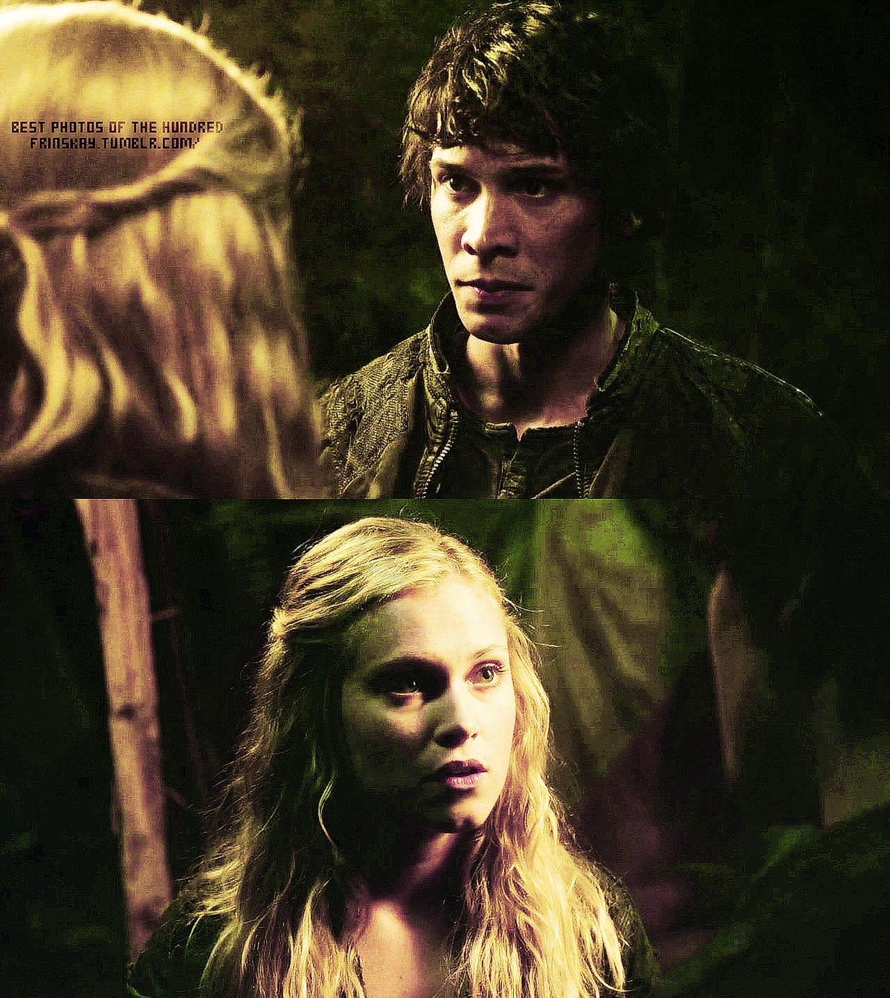 Bellamy and Clarke