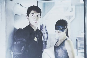 """Bellamy and Octavia 