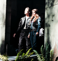 Bellamy and Octavia