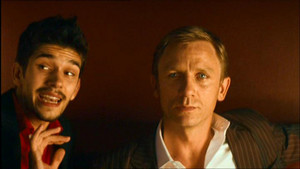 "Ben and Daniel Craig in ""Layer Cake"""