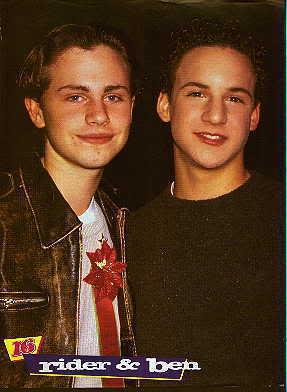 Ben and Rider