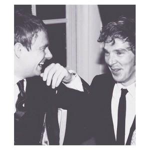 Benedict and Martin