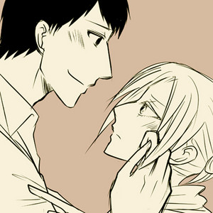 Bertholdt and Annie