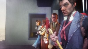 BioShock Infinite Mashup with Left 4 Dead 2