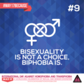 Bisexuality is Not a Choice