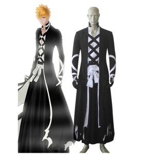 Bleach Ichigo Kurosaki Cosplay Costume