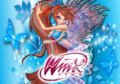 Bloom: Sirenix Couture Wallpaper