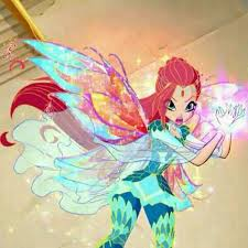 Bloom fairy of the Dragon flame:Bloomix